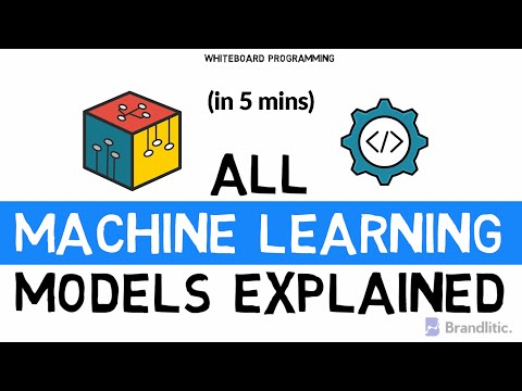 All Machine Learning Models Explained in 5 Minutes | Types of ML Models Basics