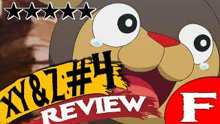 Pyroar  - (Pokémon) - Review - Pokémon XY&Z #4 (Litleo Vs Pyroar: Uma Despedida Ardente!)