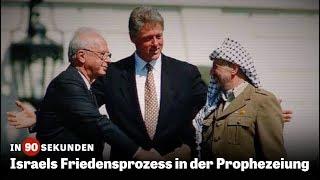 Israels Friedensprozess in der Prophezeiung | In 90 Sekunden