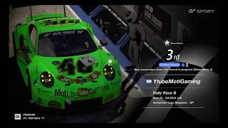 Gran Turismo sport online chilling Gr3