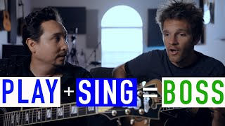 How to Play and Sing AT THE SAME TIME!!!!!!