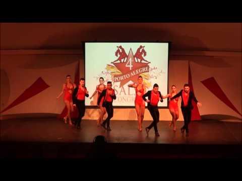 Compañia Sentimiento con Sabor Porto Alegre Salsa Congress