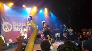 Dizzy Wright - Train Your Mind Live Phoenix, AZ 6-30-15