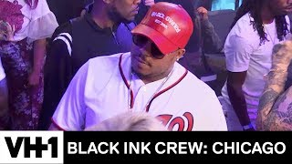 Van Loses It At the Loyal Ink Relaunch | Black Ink Crew: Chicago - Video Youtube