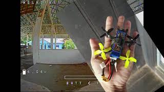 Freestyle Drone Race 2in asyik