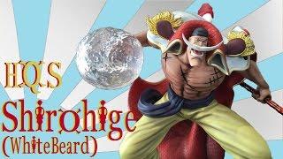 White Beard (Shirohige) HQS Tsume Art | One Piece | |Review |