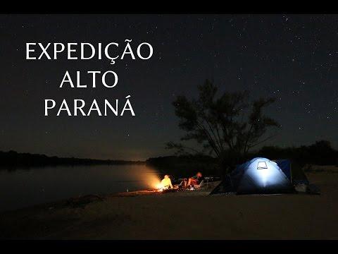 Expedição alto Paraná