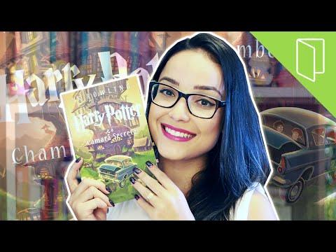 HARRY POTTER E A CÃMARA SECRETA | Lendo Harry Potter | Nuvem Literária
