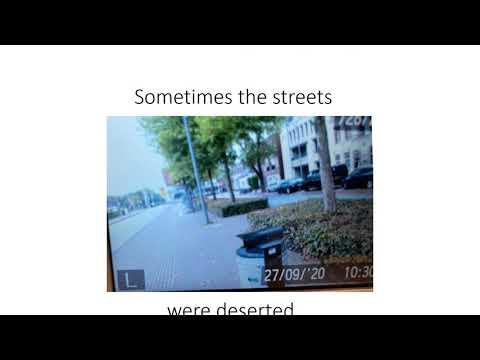 Empty Trains Empty Streets video Dalmar Al Hamid