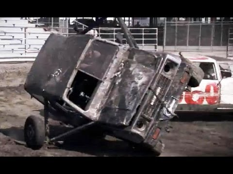 Demolition Derby | Top Gear USA