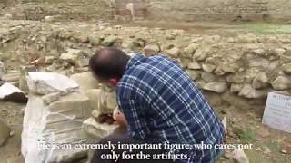 5 video walk in Heraclea Sintica
