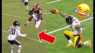 NFL Funniest Moments of All Time || HD Part 2