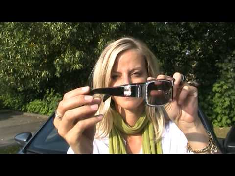 Exté EX64 Designer Sonnenbrille : Video Shopping