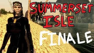 Skyrim Mods:  Summerset Isle Finale!