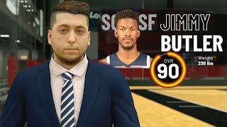 NBA 2k19 My Career - Trading For Jimmy Butler Ep.12