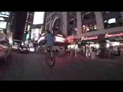 Balance Productions - Unicycling Glidecam Demo