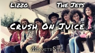Lizzo vs. The Jets - Crush On Juice (Mashup Video by MixmstrStel)