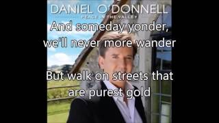 2. Mansion Over The Hilltop - Daniel O'Donnell