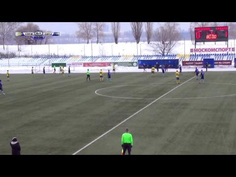 Строгино-М - Сатурн-2 - 0:1 | Кубок президента МФФ
