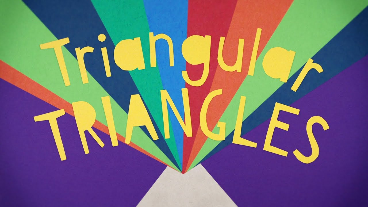 """Triangular Triangles"" by The Bazillions"