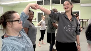 Communities united through dance