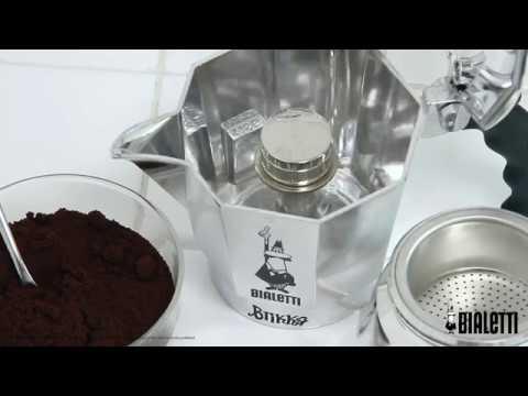 Cafetera bialetti brikka 2 tazas
