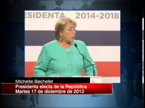 Participa en #Ciudadanos: Michelle Bachelet