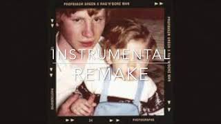 PROFESSOR GREEN RAG N BONEMAN PHOTOGRAPHS INSTRUMENTAL REMAKE