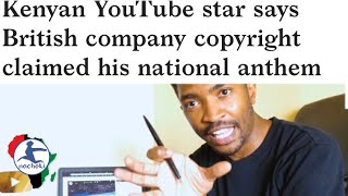 Urgent Update on the Kenya National Anthem Copyright Theft by the British
