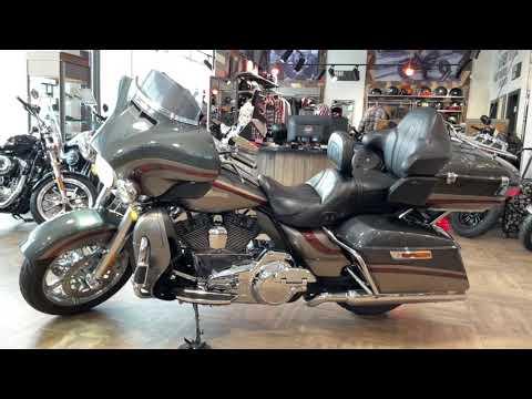 2015 Harley-Davidson CVO Limited