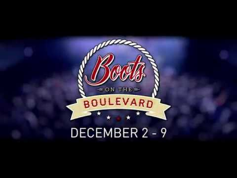 Boots on the Boulevard Commercial for The Cosmopolitan of Las Vegas (2016 - 2017) (Television Commercial)