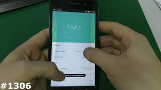 Honor 4c CHM-U01 REPLACE EMMC UFI تغير ذاكرة لهاتف هونرعلى