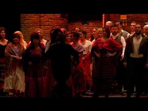 Preview video Finale Concertato - Atto 2° - G.Bizet - Carmen