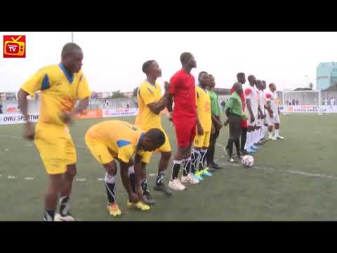 VIDEO: See How Complete Sports (Okota Bombers) Won 2017 MerryBet/SWAN Cup Title