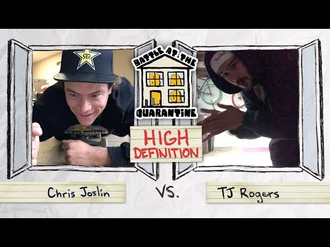 Chris Joslin Vs. TJ Rogers | BATQ Round 2 - High Definition