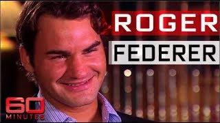 Exclusive interview with tennis great Roger Federer | 60 Minutes Australia