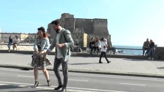preview picture of video 'First Kiss in Naples-  #5 coppia'