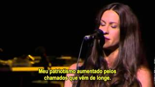 Alanis Morissette - Citizen of the planet - tradução - legendado