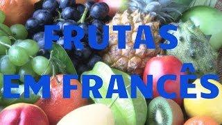 Vocabulário: Frutas em francês