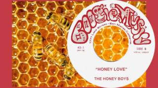 HONEY BOYS - Honey Love (1956) Doo-Wop but different than by the Drifters