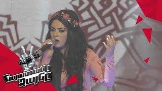 Mash Israyelyan sings 'Իմ ճամփեն' - Gala Concert – The Voice of Armenia – Season 4