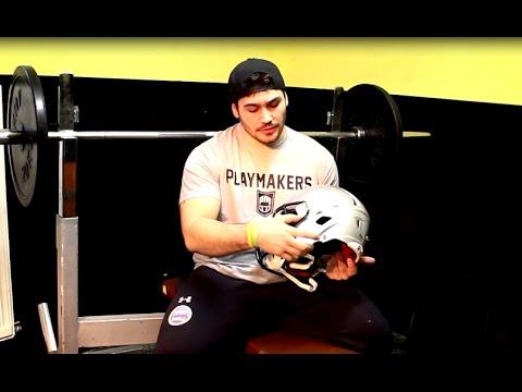 Riddell 360 - American Football Helm mit Fokus auf Schutz