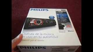 AUTOSTEREO PHILIPS CE135BT-55 PARTE 1