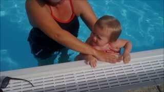Baby Elizabeth YMCA SAFE START ISR 1ST DAY