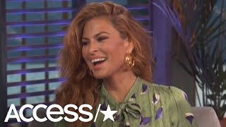 Eva Mendes Admits Parenting Two Girls With Ryan Gosling Is Fun, Beautiful And Maddening
