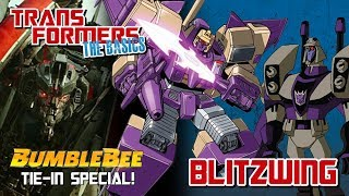 TRANSFORMERS: THE BASICS on BLITZWING