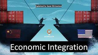 Economic Integration Explained | Free Trade Area | Custom Union | Common Market | Economics
