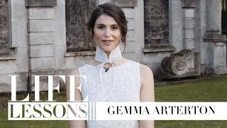 Gemma Arterton On Confidence, Friendship And Love: Life Lessons