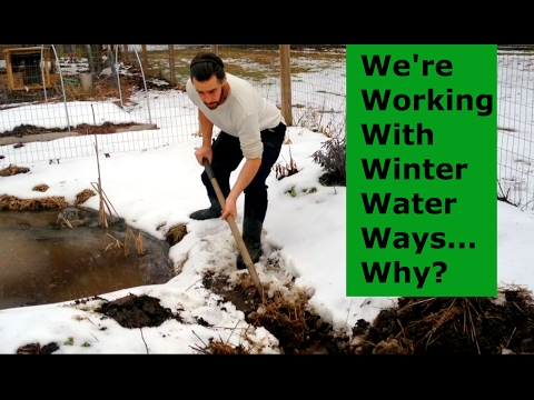 Why We're Working With Winter Water Ways