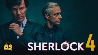 """Сериал """"Шерлок"""" 4 сезон. Сюжет новых серий."""